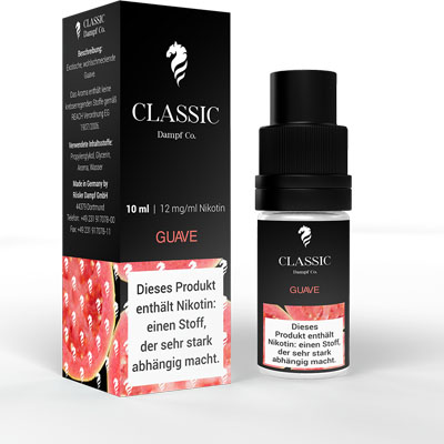Liquid Guave 12 mg 10 mL
