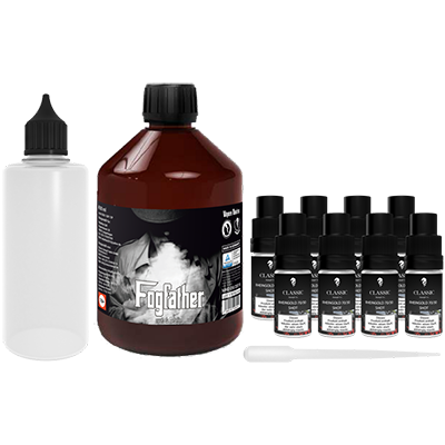 480 ml Mix It Basis Paket Fogfather